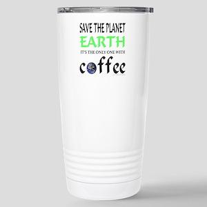 COFFEE LOVER Stainless Steel Travel Mug
