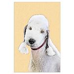 Bedlington Terrier Large Poster