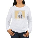 Bedlington Terrier Women's Long Sleeve T-Shirt
