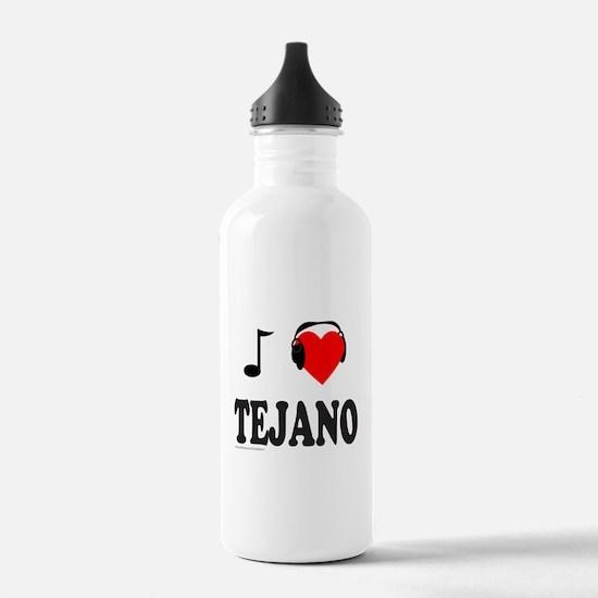 TEJANO MUSIC Water Bottle