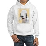 Bedlington Terrier Hooded Sweatshirt