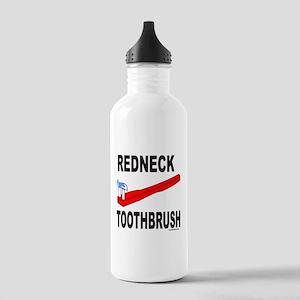 REDNECK TOOTHBRUSH Stainless Water Bottle 1.0L