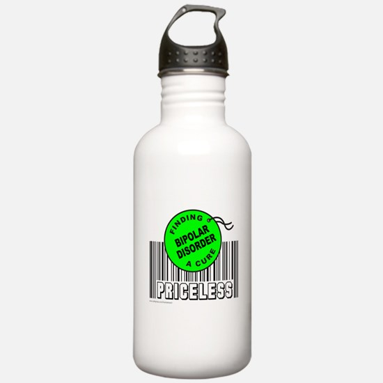 Cute Bipolar disorder support Water Bottle