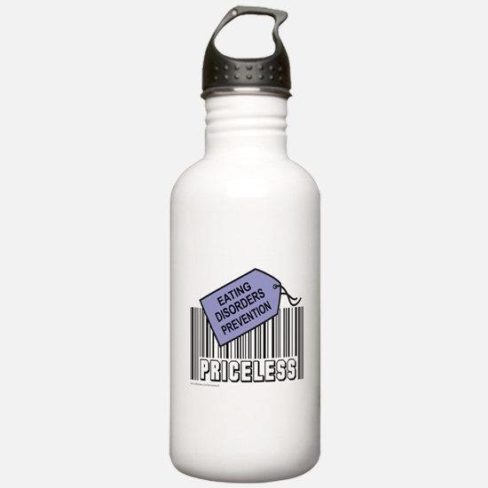 EATING DISORDERS PREVENTION Water Bottle