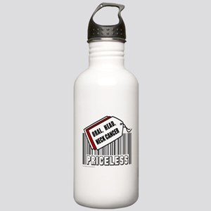 ORAL HEAD NECK CANCER Stainless Water Bottle 1.0L