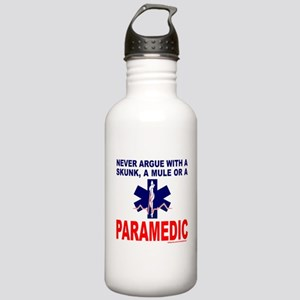 PARAMEDIC/EMT Stainless Water Bottle 1.0L
