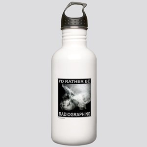 RADIOGRAPHING Stainless Water Bottle 1.0L