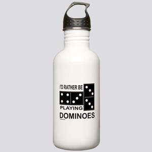 DOMINO Stainless Water Bottle 1.0L