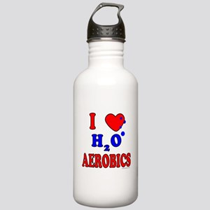 WATER AEROBICS Stainless Water Bottle 1.0L