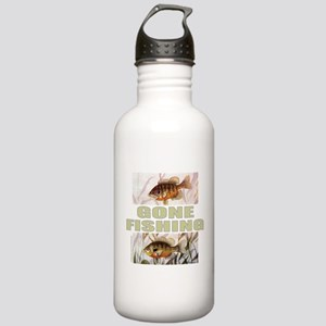 GONE FISHING Stainless Water Bottle 1.0L