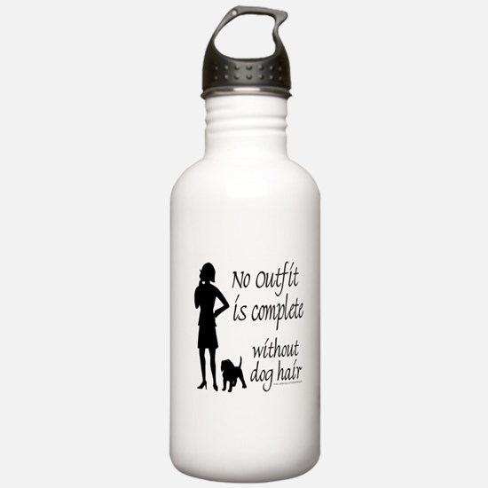 DOG HAIR Water Bottle