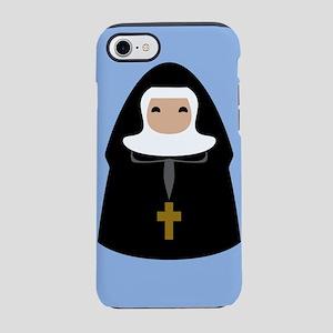 nuns-cute-1_b iPhone 7 Tough Case