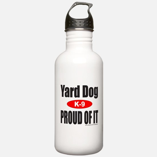 YARD DOG Water Bottle