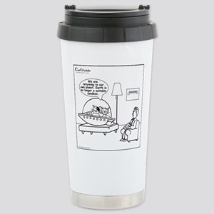 Alien: Sand Box Stainless Steel Travel Mug