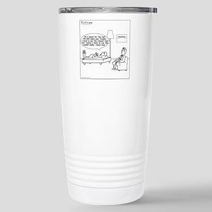 Alien: Use The Roswell Stainless Steel Travel Mug