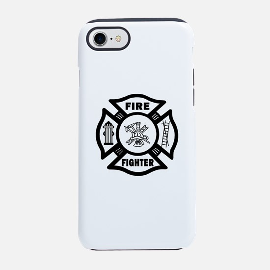 Firefighter iPhone 7 Tough Case