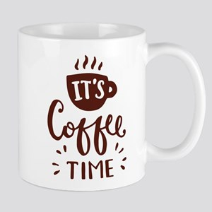 It's Coffee Time Mug