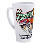 Screamin' Woody 17 oz Latte Mug