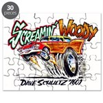 Screamin' Woody Puzzle