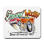 Screamin' Woody Mousepad
