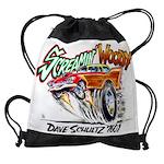 Screamin' Woody Drawstring Bag