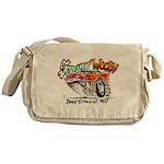 Screamin' Woody Messenger Bag