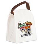Screamin' Woody Canvas Lunch Bag