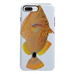 Orange-lined Triggerfish iPhone 8/7 Plus Tough Cas