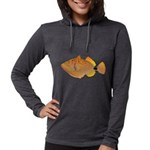 Orange-lined Triggerfish Long Sleeve T-Shirt