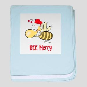 BEE Merry baby blanket