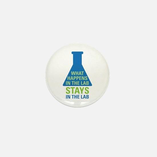 In The Lab Mini Button