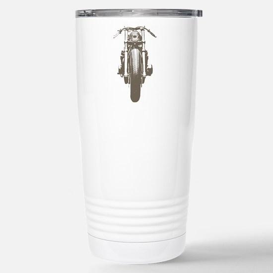 CLASSIC BOBBER Stainless Steel Travel Mug