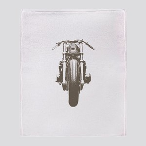 CLASSIC BOBBER Throw Blanket