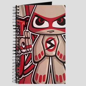 Serious Mascot Tag Journal