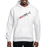 Dexter : Injection Needle Hooded Sweatshirt