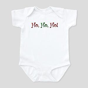 Ho, Ho, Ho! Infant Bodysuit
