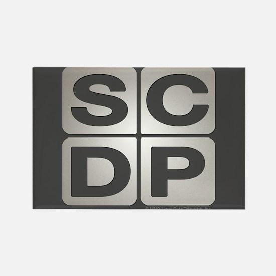 Sterling Cooper Draper Pryce Rectangle Magnet