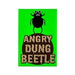 ANGRY DUNG BEETLEc Magnet
