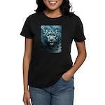 Snow Leopard Women's Dark T-Shirt
