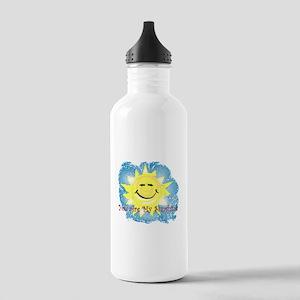 Summertime Stainless Water Bottle 1.0L