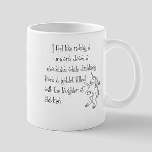 Ride a Unicorn Mug