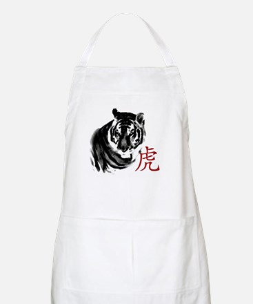 Year of Tiger Apron
