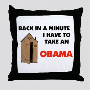 SURE SMELLS BAD Throw Pillow