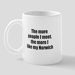 Norwich Mug