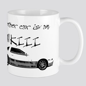 My other Car is an MK3 Mug