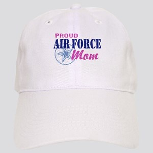 Proud Air Force Mom Cap