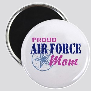 Proud Air Force Mom Magnet