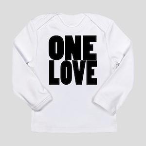 ONE LOVE Long Sleeve Infant T-Shirt