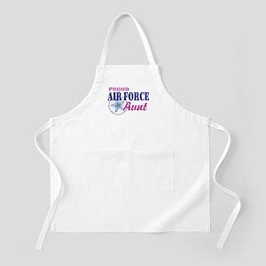Proud Air Force Aunt Apron