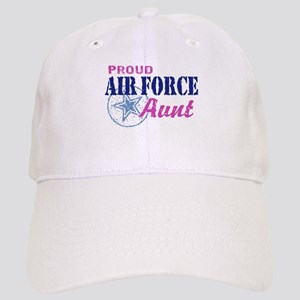 Proud Air Force Aunt Cap